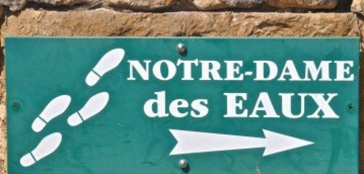 Pour suivre les pas de Bernadette - © EBSN
